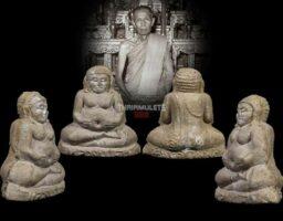 #T515 – LP Toh Wat Pradoochimplee – Phra Sangkajai (善加财佛)