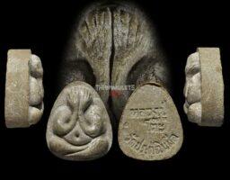 #T116 – LP Toh Wat Pradoochimplee – Phra Pidta Mahaseneh (必打马哈神泥)