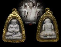 #T158 – LP Toh Wat Pradoochimplee – Phra Sangkajai (善加财佛)
