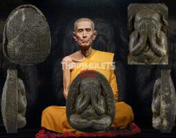 #T165 – LP Toh Wat Pradoochimplee – Phra Pidta Kanok Kang (火焰必打)