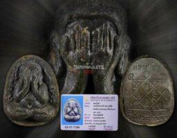 #T444 – LP Toh Wat Pradoochimplee – Phra Pidta Kanok Kang (火焰必打)
