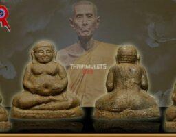 #T055 – LP Toh Wat Pradoochimplee – Phra Sangkajai (善加财佛)