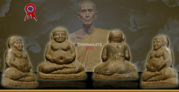 Phra Sangkajai (善加财佛)