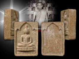 #T651 – LP Toh Wat Pradoochimplee – Phra Phong Kamathan