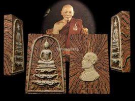 #R024 – LP Pae Wat Pikulthong – Phra Somdej Tan Singh KaToh