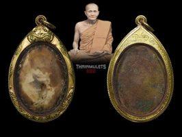 #B162 – LP Parn Wat Bang Nom Kho – Locket Luang Phor Parn