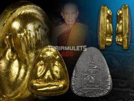 "#T228 – LP Toh Wat Pradoochimplee – Phra Pidta PlodNee Lang Yant Na Mahasetthee (必打无负载背后""印那""经文)"