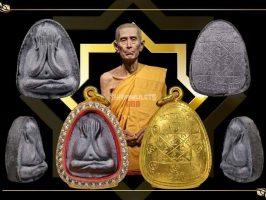 #T465 – LP Toh Wat Pradoochimplee – Phra Pidta Ngern Lan (百万必打)