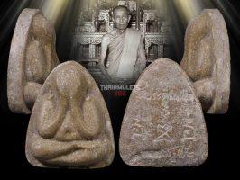 #T621 – LP Toh Wat Pradoochimplee – Phra Pidta Na Ta Na (必打那他哪)Nuer Kerson with 2 Takruts