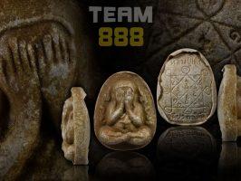 #T175 – LP Toh Wat Pradoochimplee – Phra Pidta Kanok Kang (火焰必打) Nur Kerson