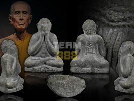 #T296 – LP Toh Wat Pradoochimplee – Phra Pidta Tookata Yai (娃娃必达佛大模)