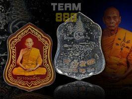 #P117 – LP Pien Wat Kruen Kathin – Locket Rian Lo Ayuwattanamongkol 83