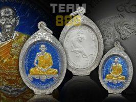 #P122 – LP Pien Wat Kruen Kathin – Rian Charoenpon Lang – Committee Set Code 18