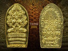 #P0098 – LP Pien Wat Kruen Kathin – Phra Naprok Baimaikam Mahasetthi