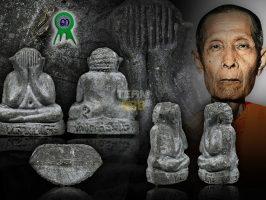 #T251 – LP Toh Wat Pradoochimplee – Phra Pidta Tookata Lek (必打卡通小模)