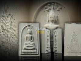 #T1146 – LP Toh Wat Pradoochimplee – Phra Somdej Roon Yuen India